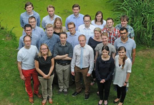 Das Promotionskolleg der NRW School of Governance