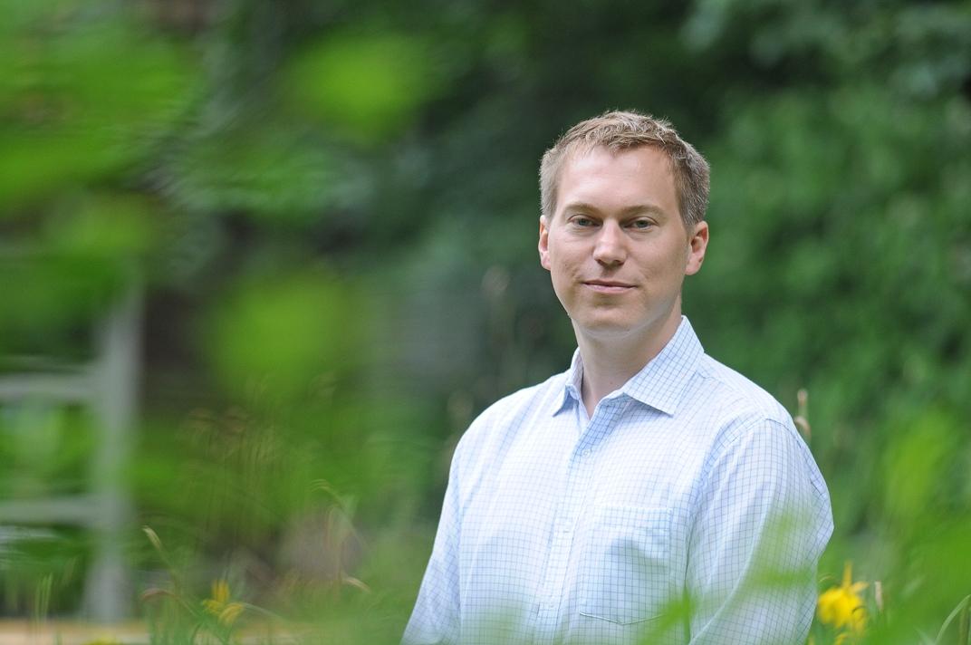 Dr. Niko Switek, Parteienforscher an der Universität Duisburg-Essen
