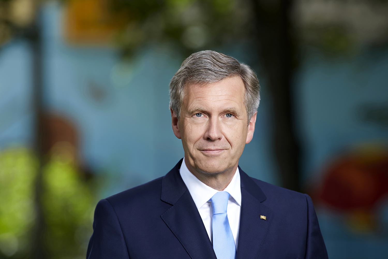 Bundespräsident a.D. Christian Wulff (c) L. Chaperon