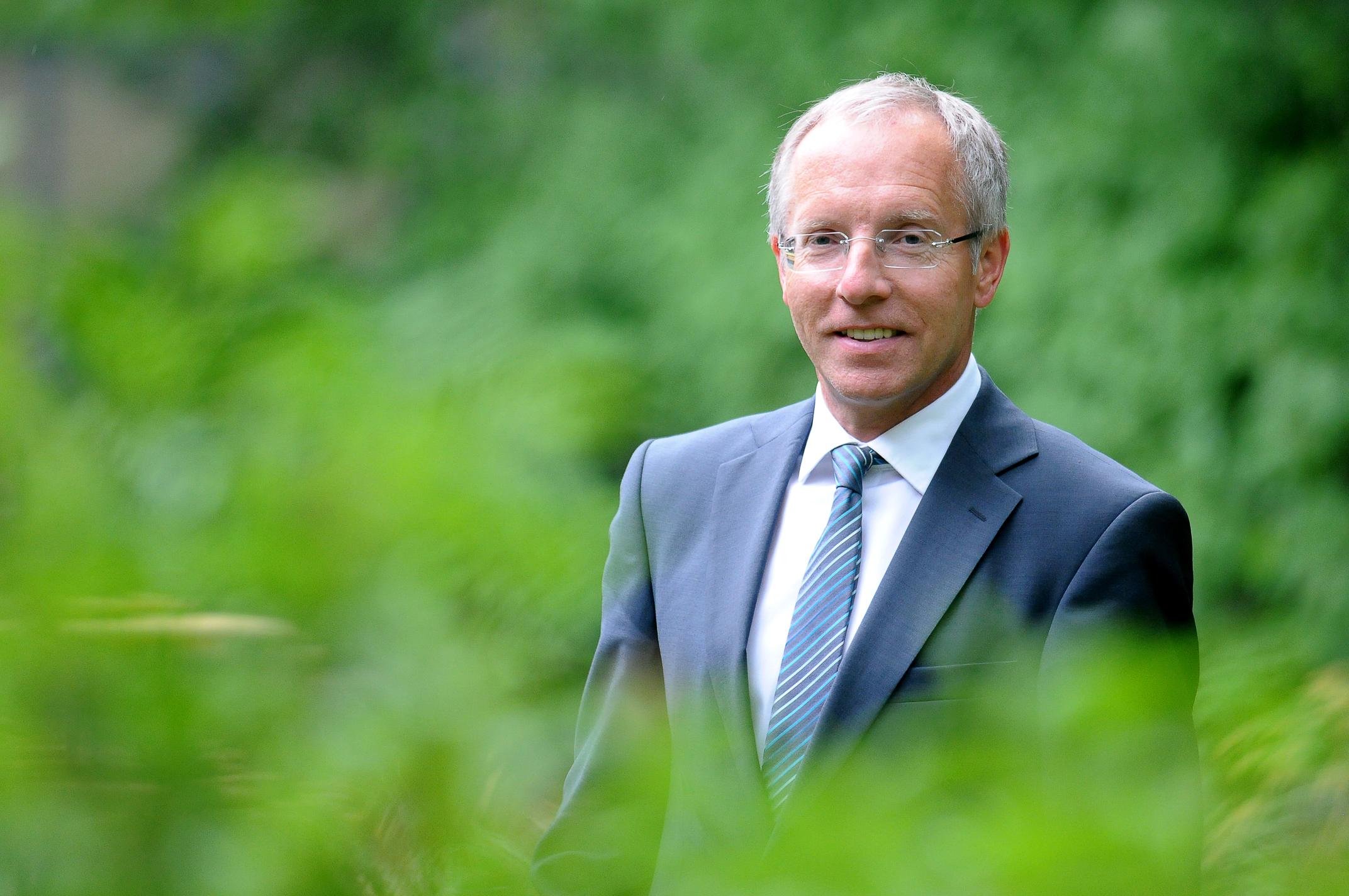 F.A.Z.-Uni-Ratgeber: Prof. Dr. Karl-Rudolf Korte steht Rede und Antwort