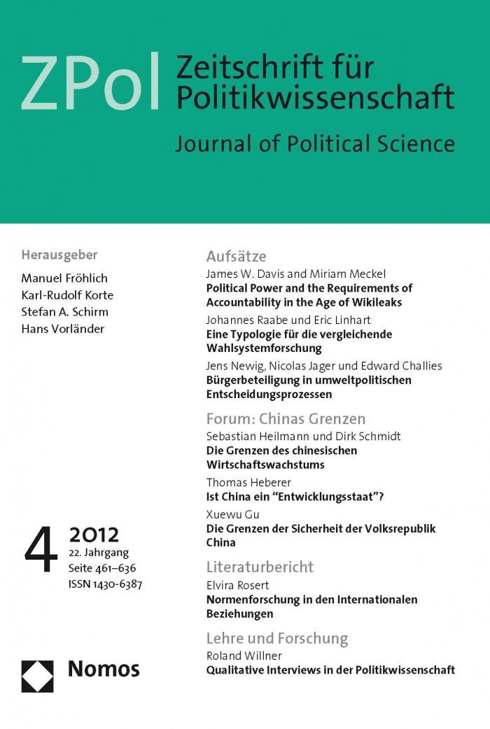 ZPOL Ausgabe 4 / 2012
