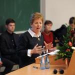 Haniel Master Course mit Angelica Schwall-Düren Bild 3