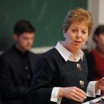 Haniel Master Course mit Angelica Schwall-Düren Bild 2