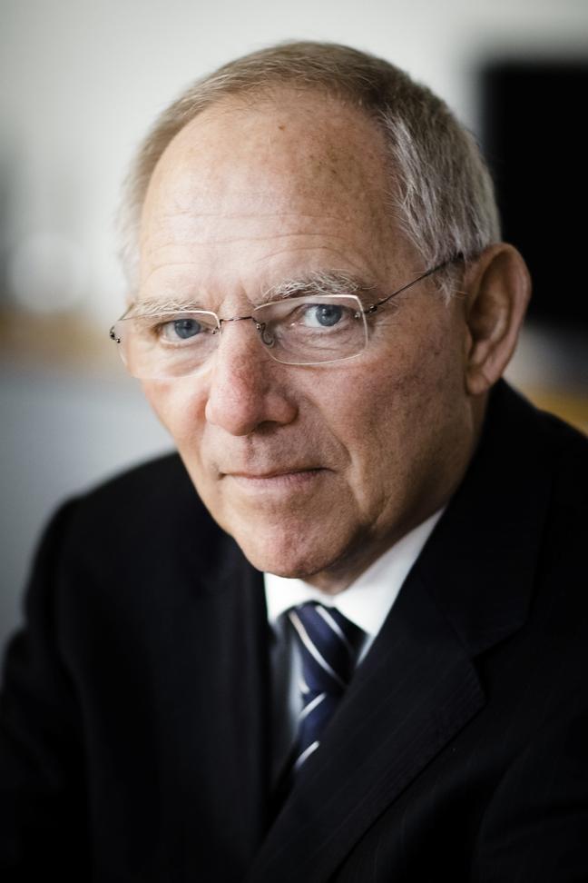 Der Bundesminister der Finanzen Dr. Wolfgang Schäuble kommt am 26. März an die Universität Duisburg-Essen (UDE).