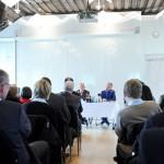Impressionen der Veranstaltung mit Dr. Wolfgang Schäuble
