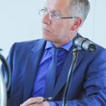 Impressionen der Veranstaltung mit Dr. Wolgang Schäuble