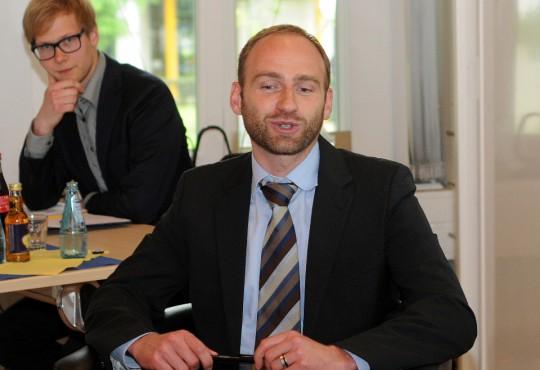 Vermisst die genuin europapolitischen Themen im Wahlkampf: Michael Kaeding