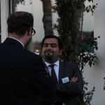 Zahlreiche anregende Gespräche mit alten und neuen Bekannten gab es beim ersten Alumni-Dinner der NRW School of Governance