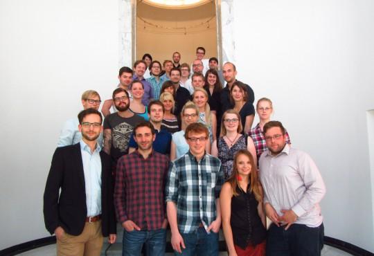 Die TeilnehmerInnen der Summer School der NRW School of Governance 2014