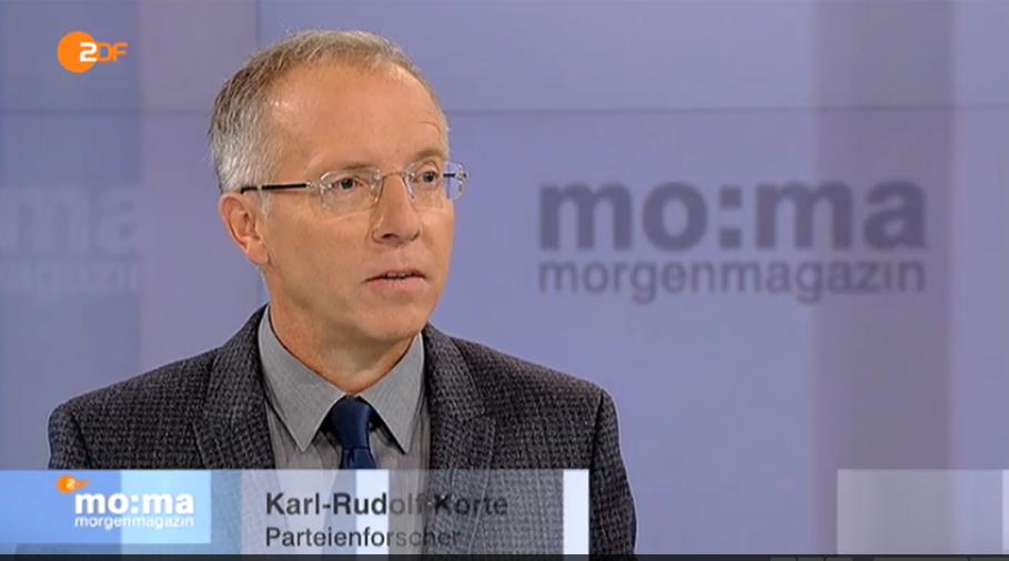 Korte mo:ma Landtagswahl Thüringen/Brandenburg