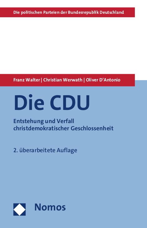 Die CDU 2. Auflage