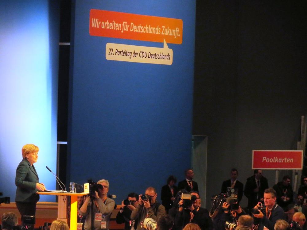 CDU Parteitag