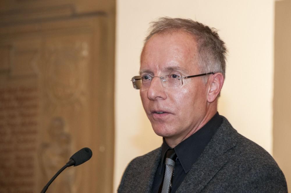 """Karl-Rudolf Korte lobte die Stadt Duisburg als """"gesellschaftswissenschaftliches Labor"""""""