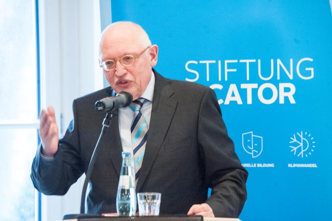 """Diversität sei """"charakteristisch für Europa"""", so Verheugen."""
