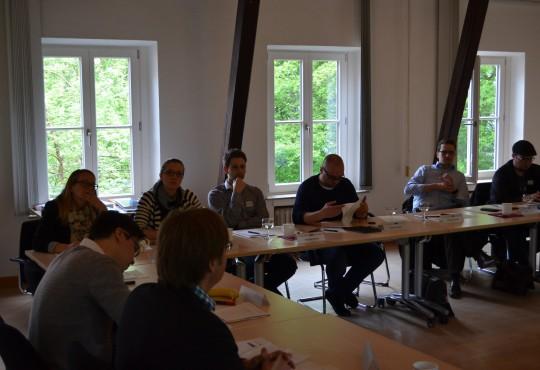 Heinrich Böll Stiftung - Workshop