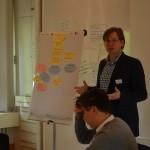 Andreas Blätte diskutierte beim Workshop der Heinrich-Böll-Stiftung