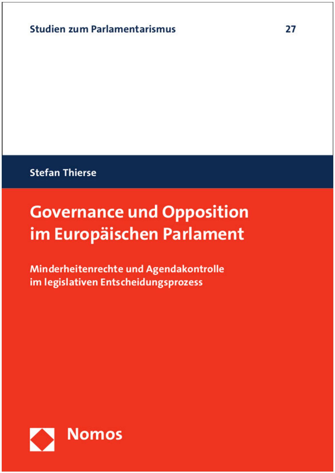 Governance und Opposition