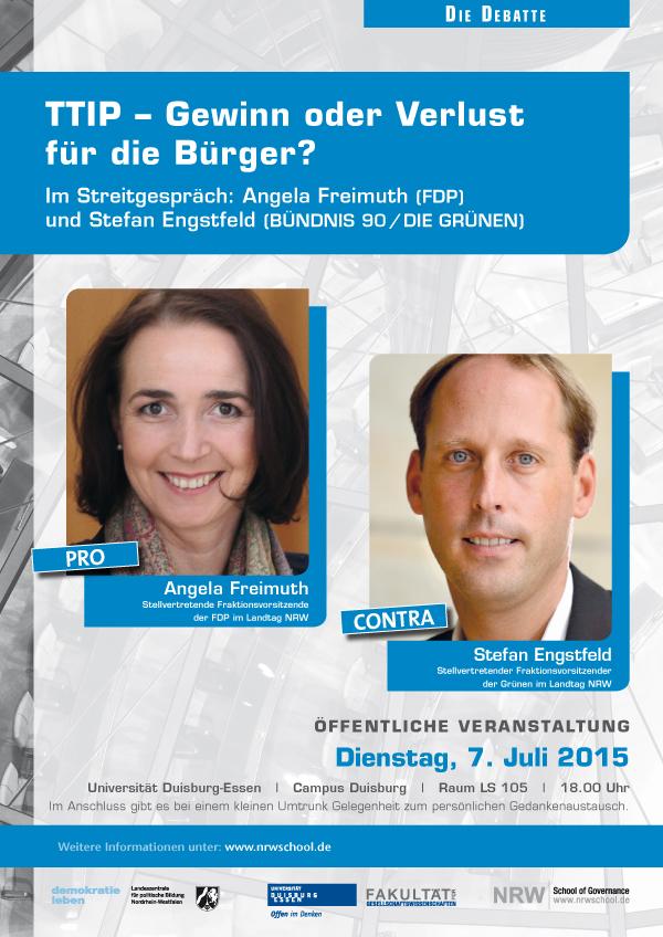 """""""Die Debatte"""" 2015"""