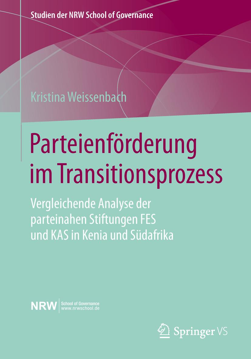 Advanced Training › NRW School of Governance