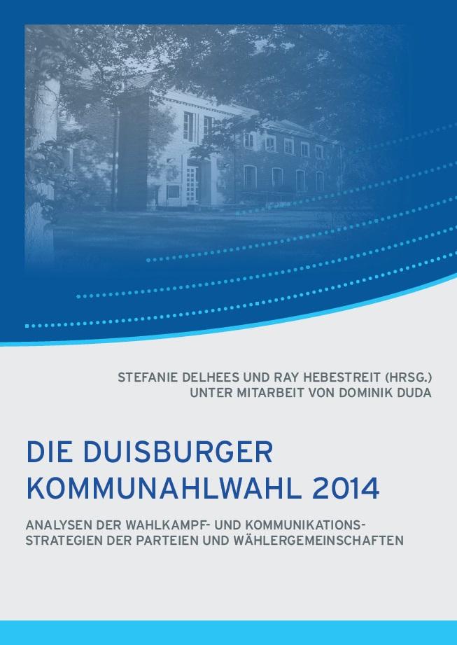 Stefanie Delhees, Ray Hebestreit und Dominik Duda. Die Duisburger Kommunalwahl 2014.