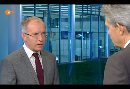 Im Interview zum CDU-Bundesparteitag: Prof. Dr. Karl-Rudolf Korte