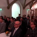 Neujahrsempfang im Rathaus der Stadt Duisburg