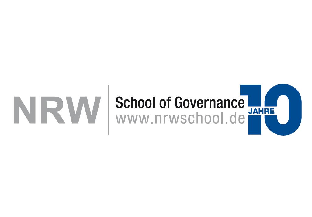 Die NRW School of Governance feiert 10-jähriges Jubiläum