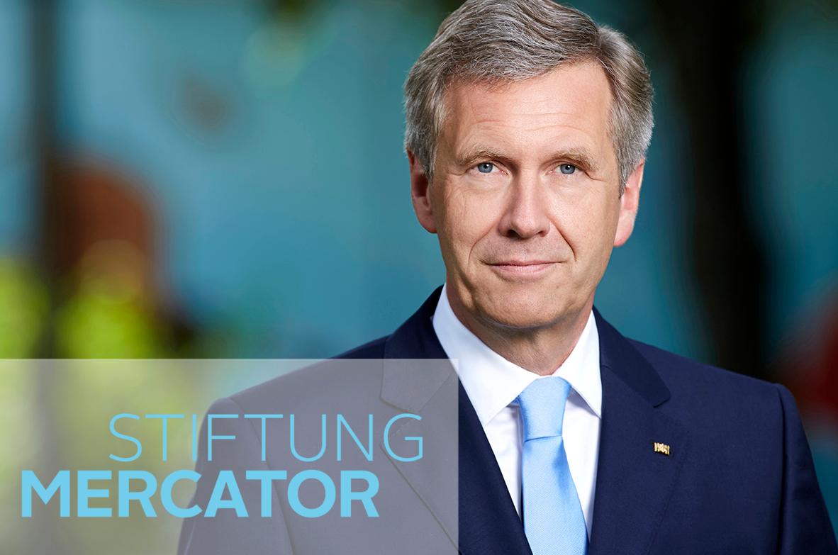 Gastprofessur der Stiftung Mercator