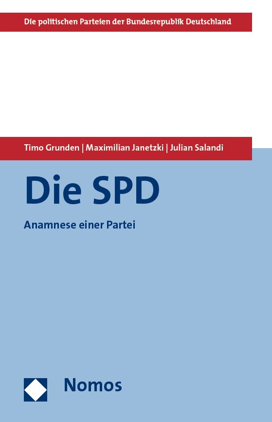 Pressemitteilung: Die SPD. Anamnese einer Partei.