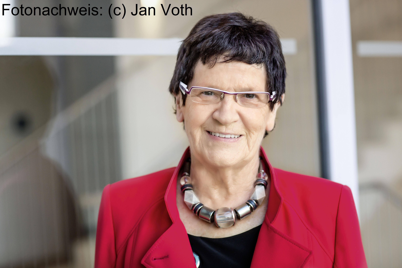 Bundestagspräsidentin a.D. Prof. Dr. Rita Süssmuth (c) Jan Voth