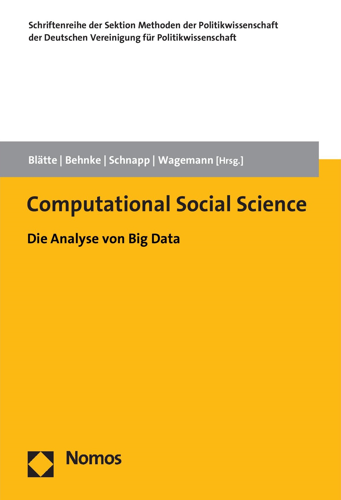 Computational Social Science