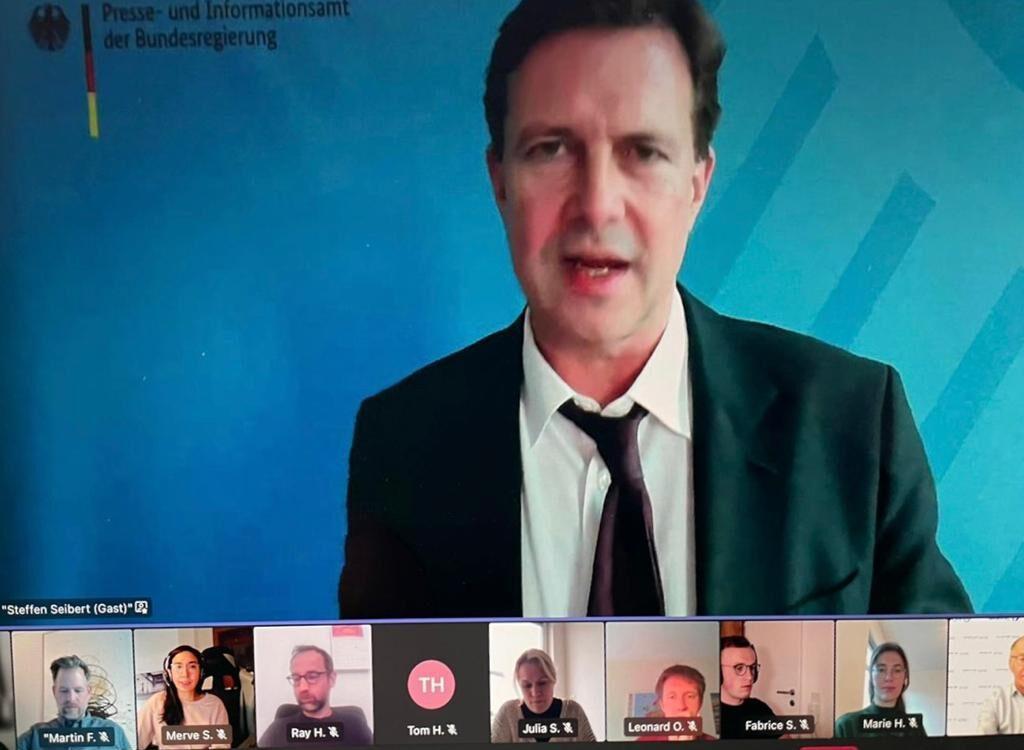 Seibert Videokonferenz